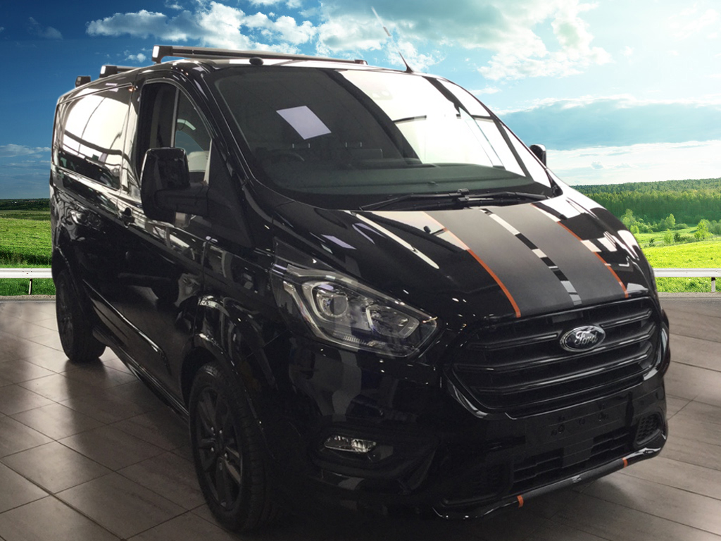 2018 ford transit custom 290 sport lr p v vanmart. Black Bedroom Furniture Sets. Home Design Ideas