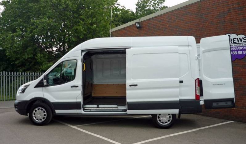 18 Plate Ford Transit 350 LWB High Roof 2.0 TDCi 130 PS (Euro 6) Trend (L3 H3) (2018 18 Plate) full