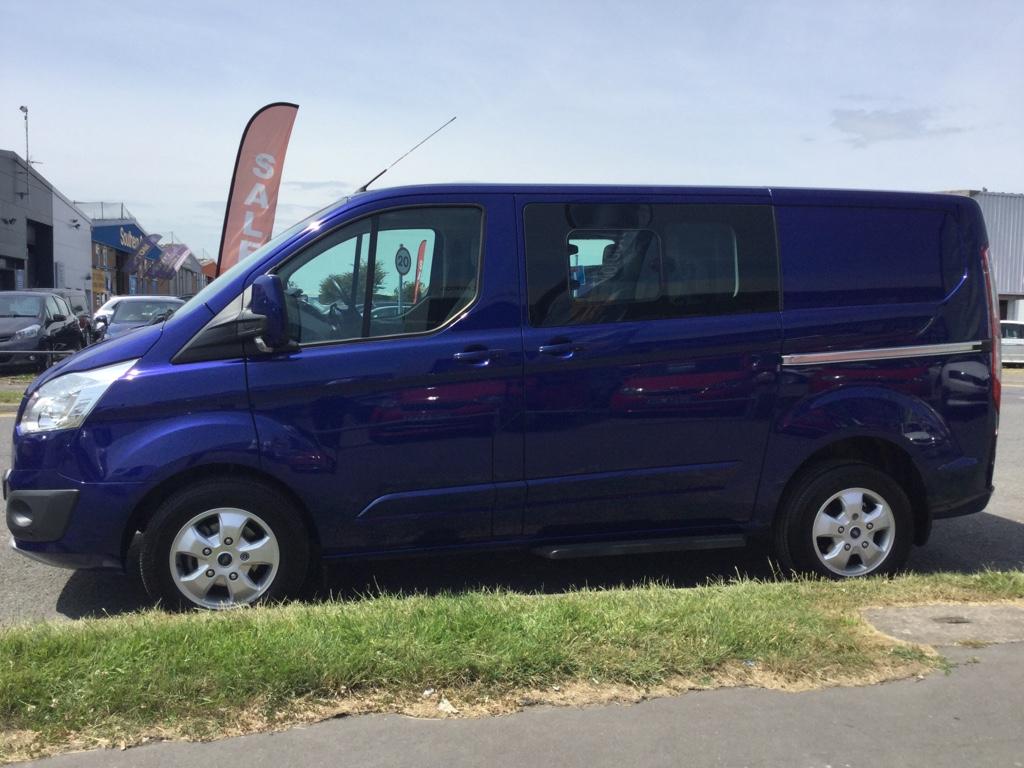 2017 Ford Transit Custom Dciv 310 Swb L1 Limited 2 0tdci